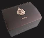 กล่อง นาฬิกาข้อมือผู้ชาย ยี่ห้อ SEIKO